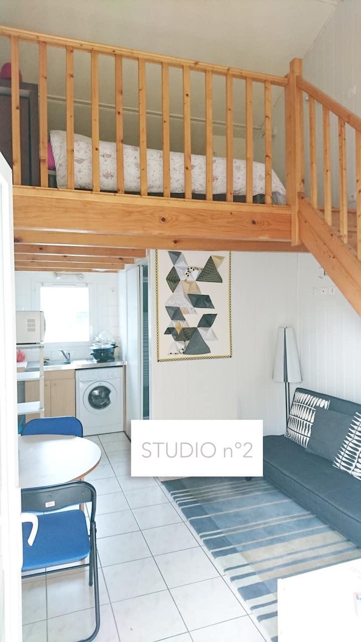 Studio n° 2 entre Bidart & Biarritz