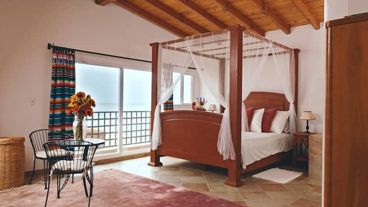Casita Norte - Ocean View Suite + Sleeper Sofa