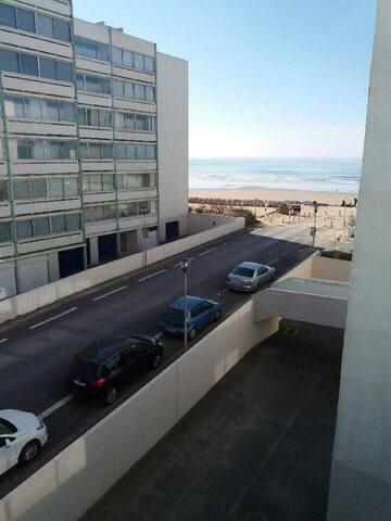 Appartement face la mer St Hilaire de Riez Vendée