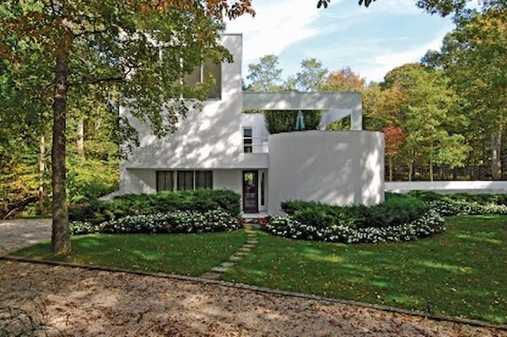 Serene and secluded in Sag harbor