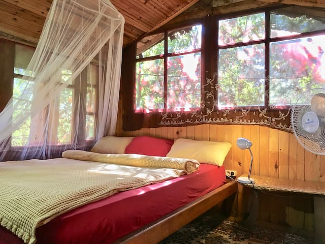 bedroom inside