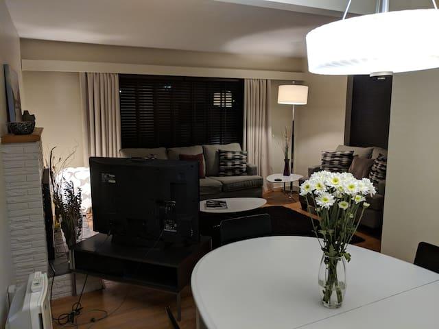Living Room (Evening)
