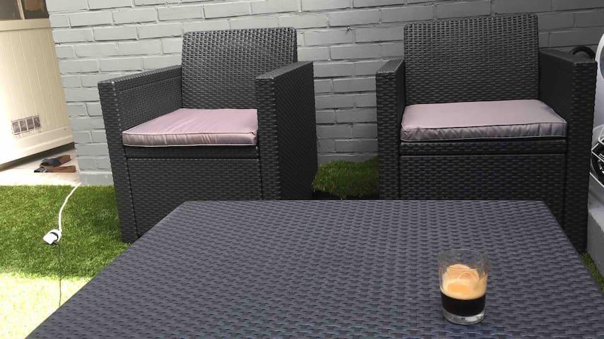 Chambre privée3  proche parc Barbieux/Lille/EDHEC