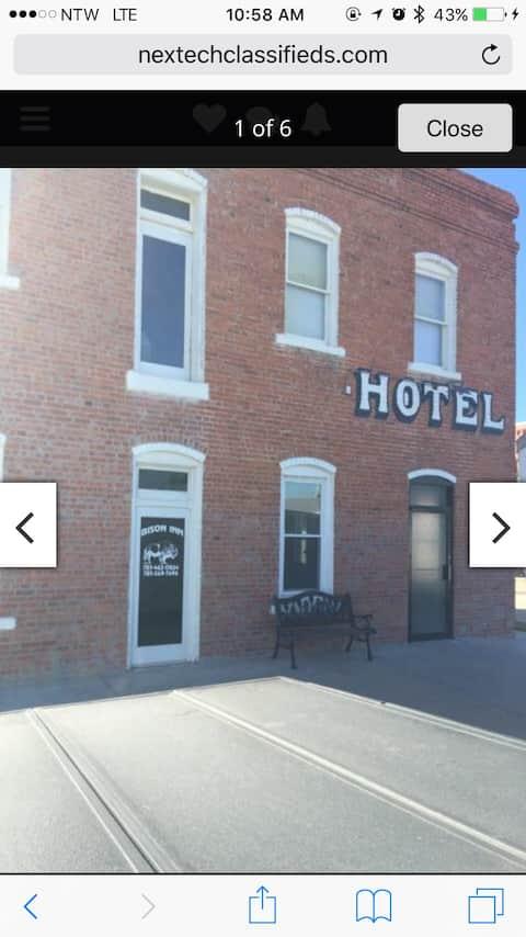 Historic Renovated Hotel
