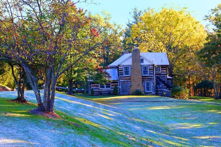 Haid House at Benedict Haid Farm