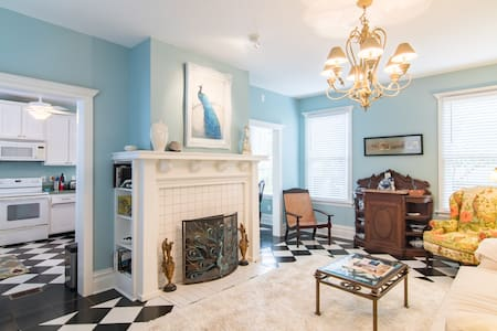 Private Apartment in Historic Home (circa 1913) - Jacksonville - Byt