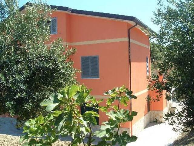 Villa Daniela 2° piano - Casal Velino - Villa