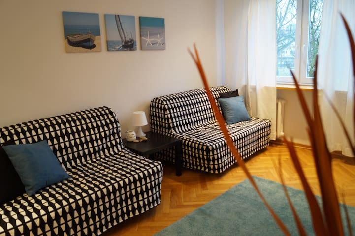 Apartament Piołun