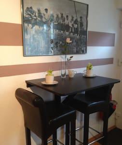Gemütliche Wohnung mit Küche und separaten Eingang