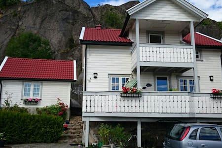 Casa de Kirsti - Larvik