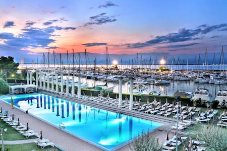 RBLV09 Studio Centre Marina Beach - Lignano Sabbiadoro