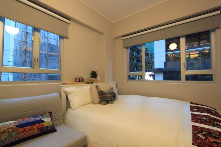 Convenient Luxury Studio in Lan Kwai Fong