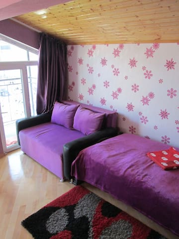 Prince and Princess room. Balcony - Tbilisi