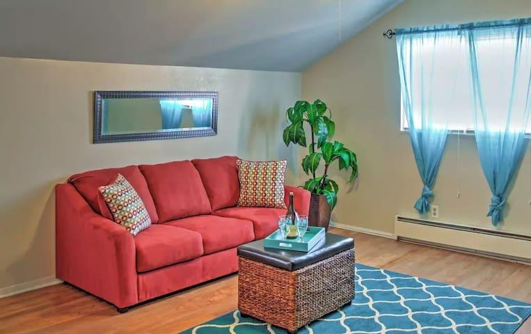 1BR Prescott Apartment - 2 Blocks From Downtown! - Prescott - Flat