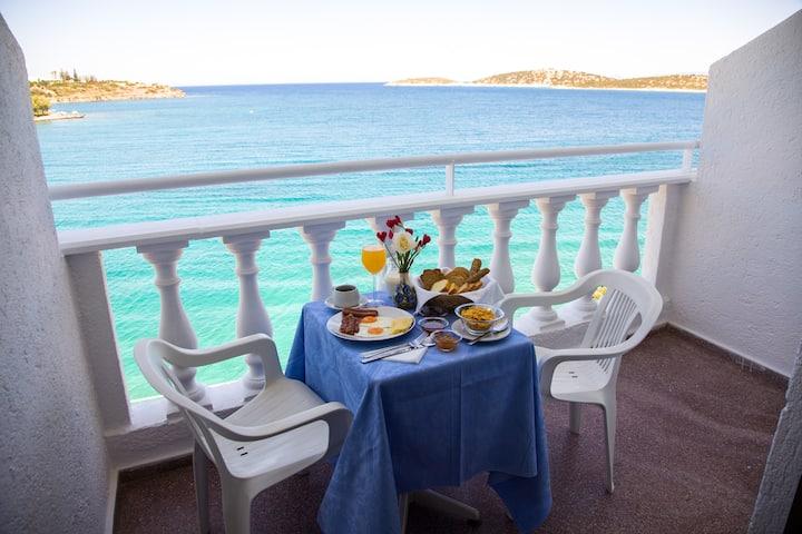 Mirsini Hotel Beautiful Room in Crete 10