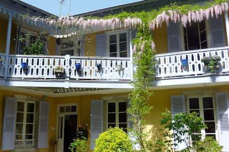 Chambre dans belle maison d'hôtes - Pau