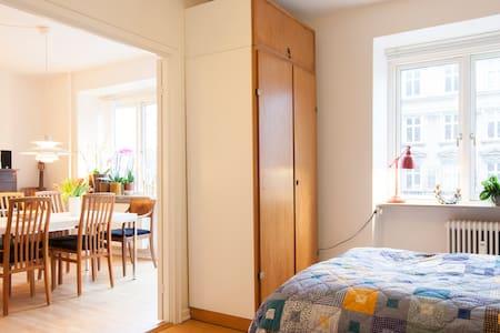 Lovely apartment in Central Cph - Kopenhagen - Appartement