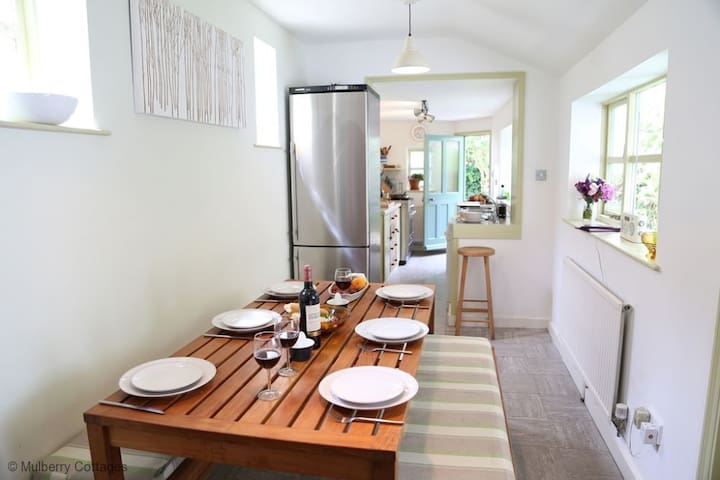 Beach retreat in the heart of Deal