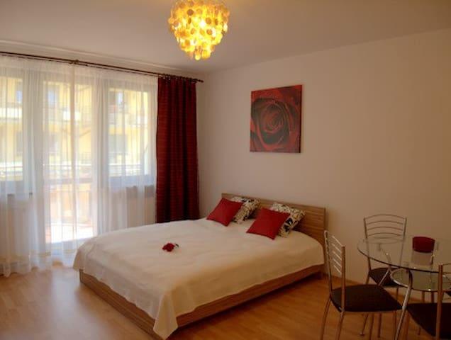 Apartment Rose - 350m from beach - Swinoujscie