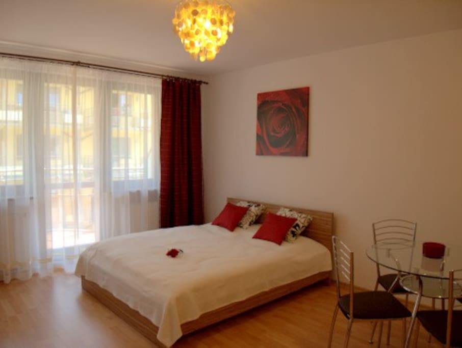 Apartment Rose 350m From Beach Apartments For Rent In