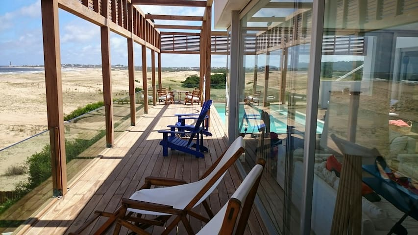 Villa on the beach YEMANJA
