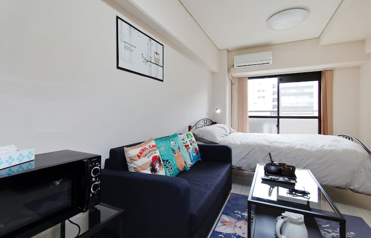 10 min walk from JR OSAKA Station! - Kita-ku, Ōsaka-shi - Apartment