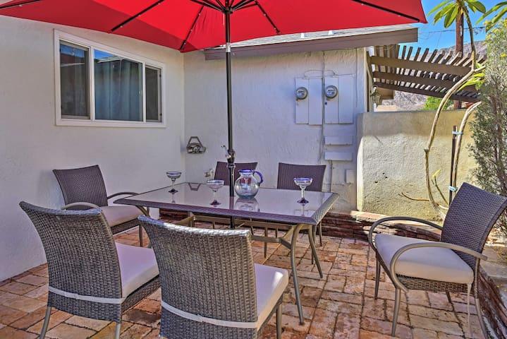Old Town La Quinta Home w/ BBQ Area & Walkability!