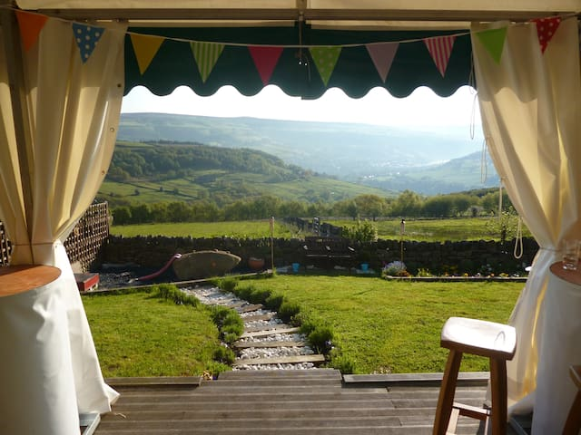 Coiners' barn rural self catering - West Yorkshire - Hus