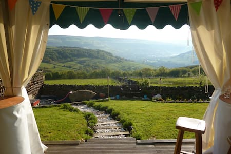 Coiners' barn rural self catering - West Yorkshire - House