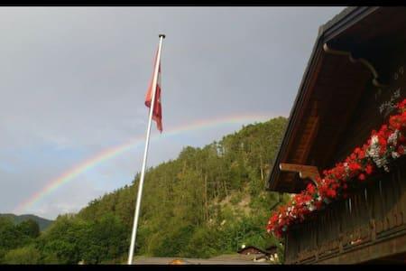 La Tzoumaz, au coeur des pistes de ski des Alpes. - Riddes - Xalet