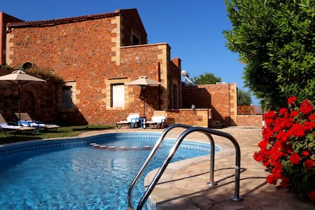 Stone Villa Olga shared pool 10% OFF EARLY BOOKING - Astratigos - Villa