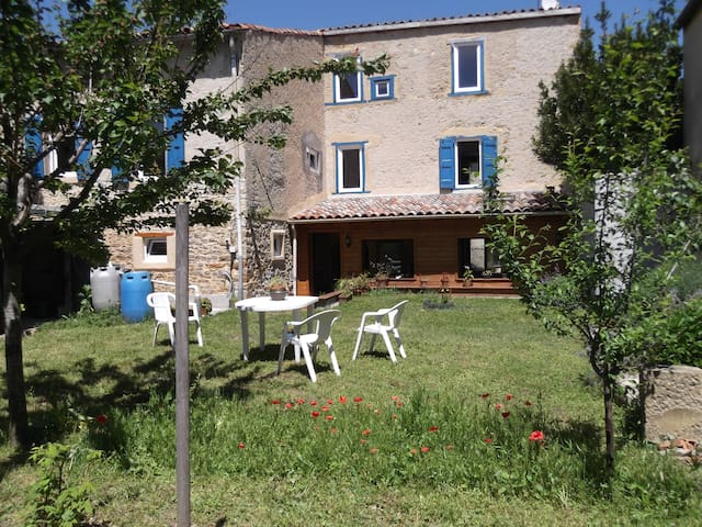 location chambres au calme - Mirepoix - Casa
