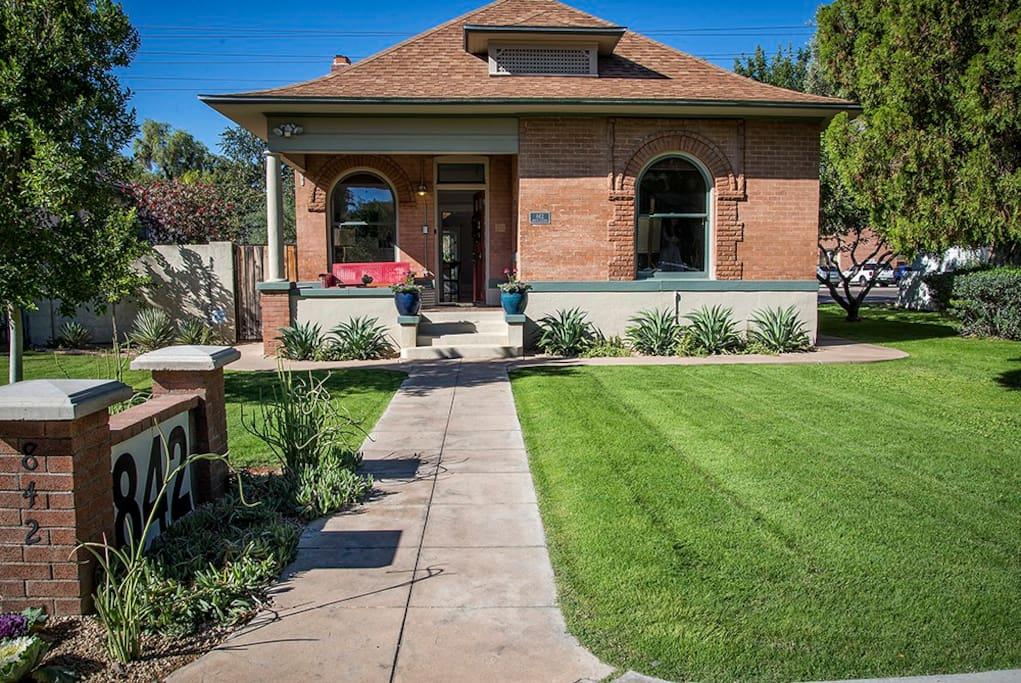 Beautiful Home Downtown Phoenix Houses For Rent In Phoenix Arizona United States