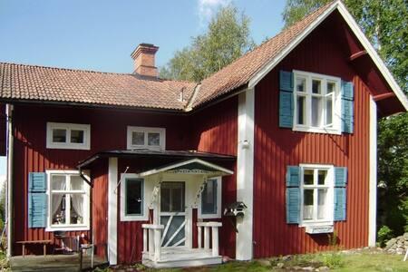 StorPersGård - Ferienhaus mit Kanu - Mora S - Hus