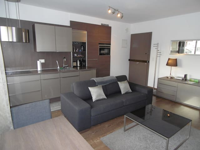 Appartement moderne à 100 m du lac