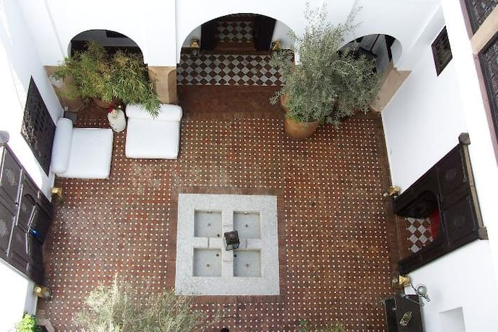 Elegant and cosy Riad - Marrakech - Bed & Breakfast