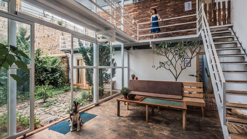 Lênnon garden house - Basil room