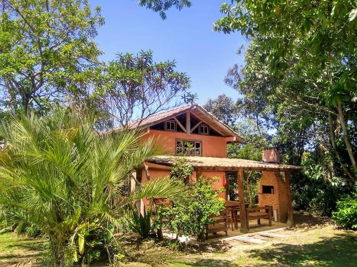 Pousada Morro das Palmeiras-Cabana Bosque