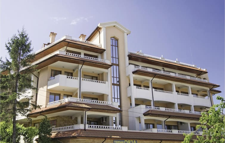 Holiday apartment with 1 bedroom on 40 m² BGV219