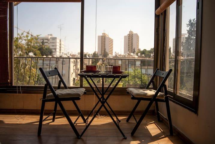 Wolfson Park Apartment - Tel-Aviv-Yafō - Pis