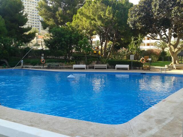 Apartamento Playa Levante-Benidorm