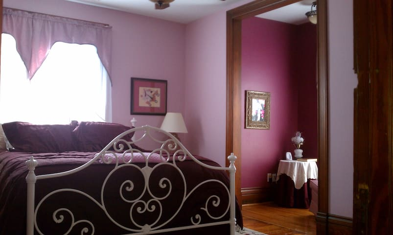 The Pryor House Bed & Breakfast - Shelby - Bed & Breakfast