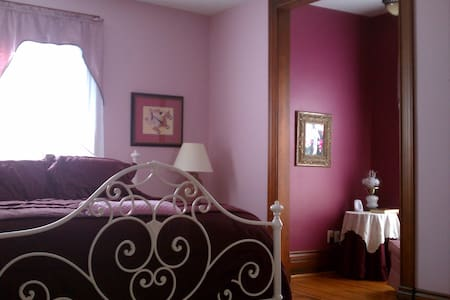 The Pryor House Bed & Breakfast - Shelby - Гестхаус
