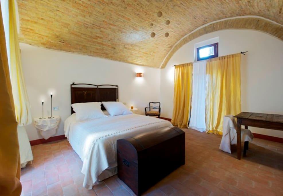 la stanza della Canapa