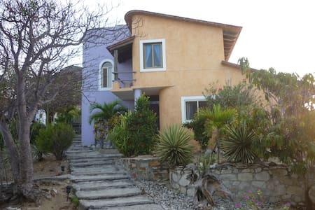 Ocean front splendour - Crucecita - Casa