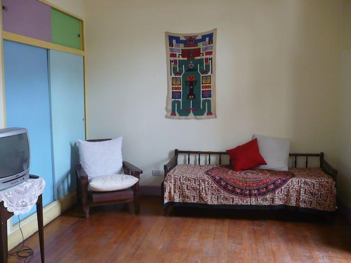 Habitaciones cómodas y seguras