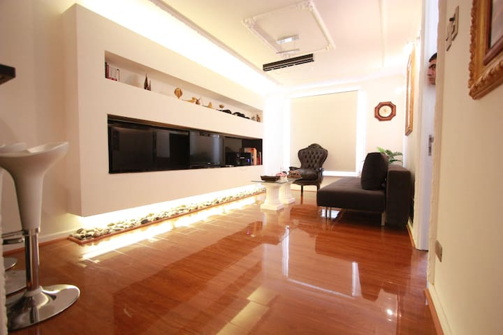 Luxurious Apartment with Amenities - Santiago - Apartamento