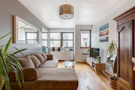 2pièces moderne 50m² ParisLevallois - 勒瓦卢瓦-佩雷 - 公寓