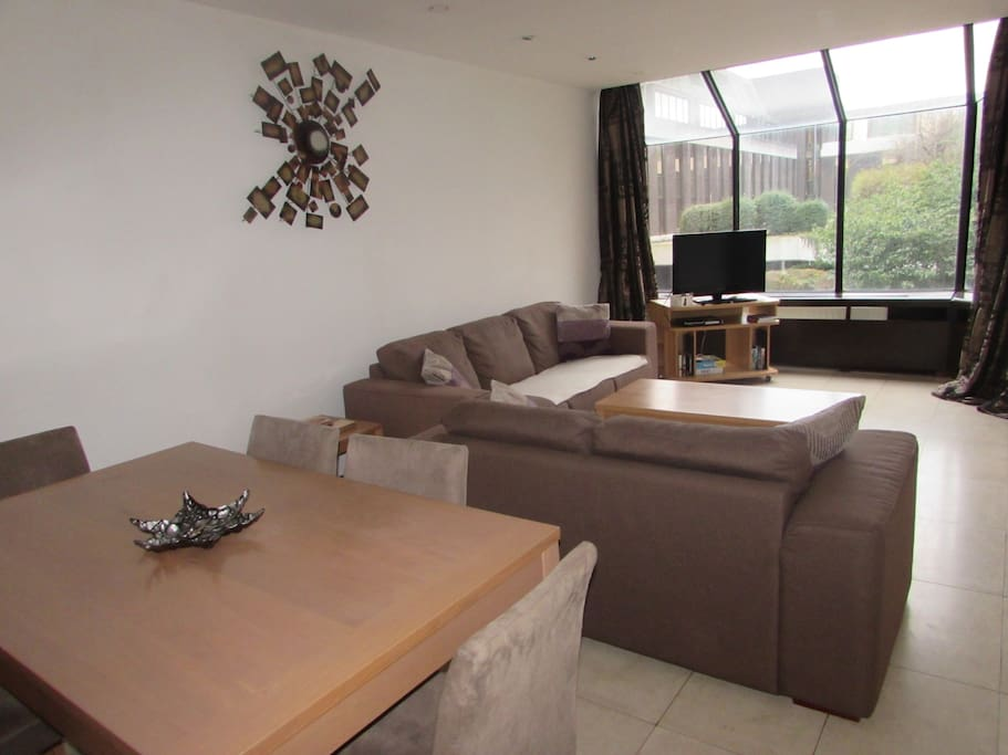 Sunny big apartment in dublin city apartments for rent for Big city apartments
