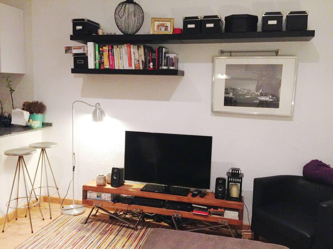 Beautiful apartment in Barcelona